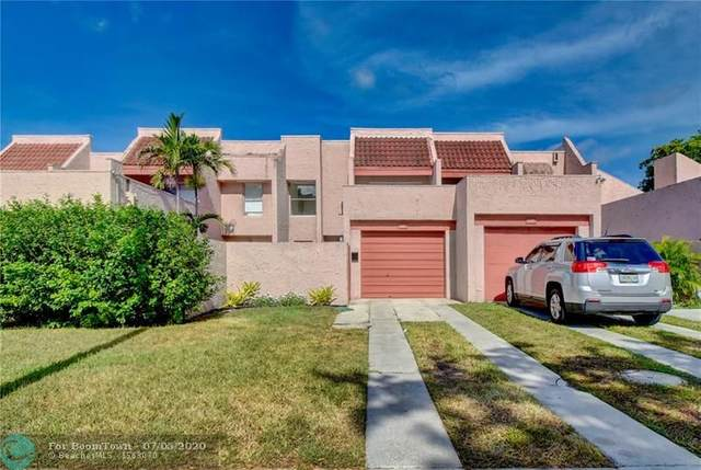 1641 NW 56th Ter #7, Lauderhill, FL 33313 (MLS #F10237248) :: Berkshire Hathaway HomeServices EWM Realty