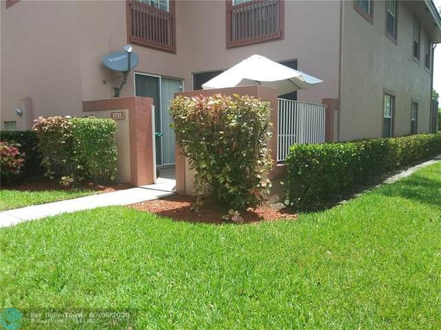 11712 Royal Palm Blvd #11712, Coral Springs, FL 33065 (MLS #F10237384) :: Berkshire Hathaway HomeServices EWM Realty