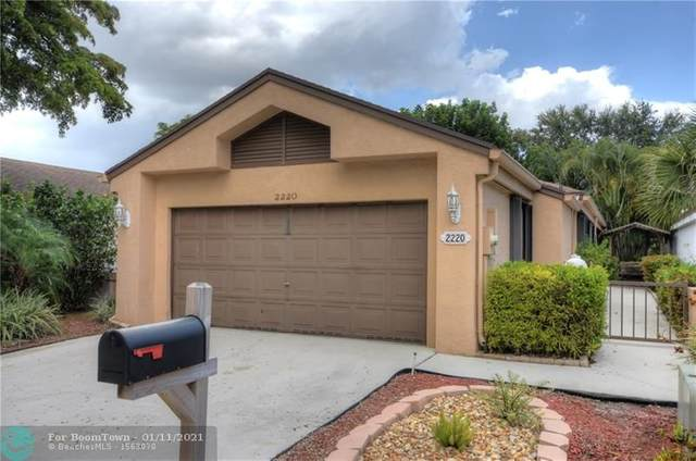 2220 NW 34th Terrace, Coconut Creek, FL 33066 (#F10237440) :: Realty One Group ENGAGE