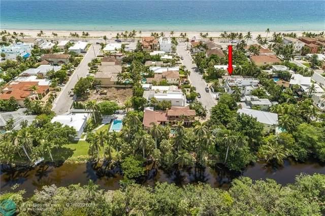 3314 NE 15th Ct, Fort Lauderdale, FL 33304 (MLS #F10237461) :: Green Realty Properties