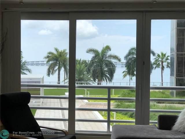 1541 Brickell Ave 405C, Miami, FL 33129 (#F10237511) :: Posh Properties