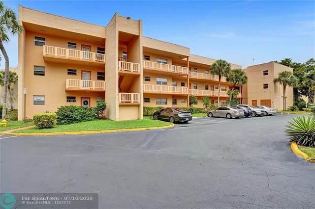 8390 Lagos De Campo Blvd #210, Tamarac, FL 33321 (MLS #F10237567) :: Berkshire Hathaway HomeServices EWM Realty