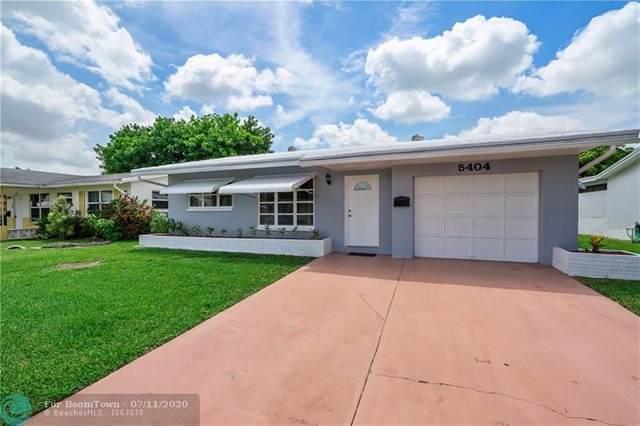5404 NW 49th Ter, Tamarac, FL 33319 (MLS #F10237595) :: Berkshire Hathaway HomeServices EWM Realty