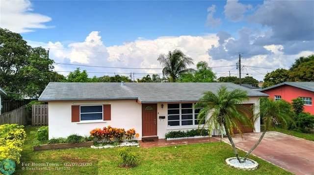 2265 NW 81ST AV, Sunrise, FL 33322 (MLS #F10237617) :: The Paiz Group