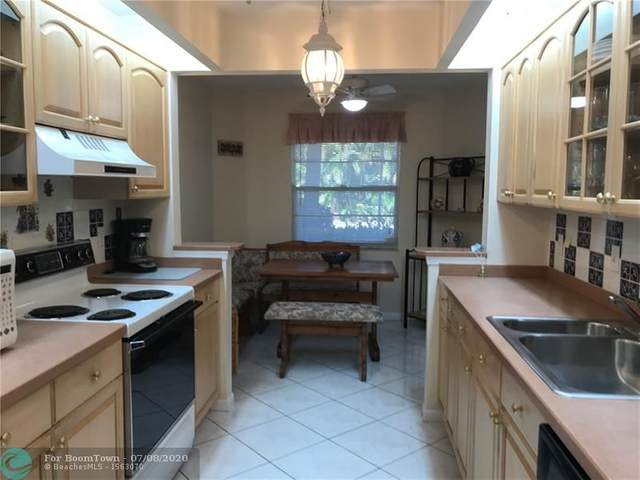 1601 Abaco Dr H1, Coconut Creek, FL 33066 (MLS #F10237647) :: Berkshire Hathaway HomeServices EWM Realty