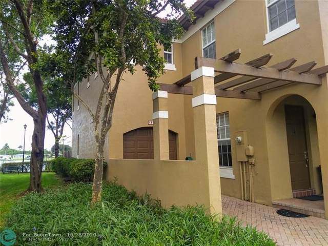 6891 Julia Gardens Dr #6891, Coconut Creek, FL 33073 (MLS #F10237729) :: Castelli Real Estate Services