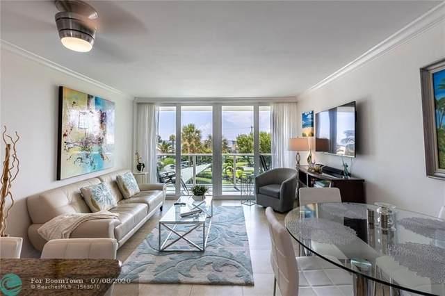 333 NE 21st Ave #408, Deerfield Beach, FL 33441 (#F10237794) :: Posh Properties