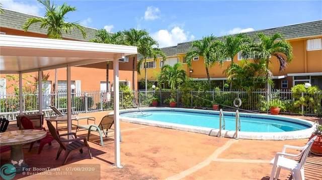 2200 Monroe Street #24, Hollywood, FL 33020 (MLS #F10237808) :: Green Realty Properties