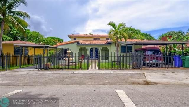 871 NE 81st St, Miami, FL 33138 (#F10237873) :: The Rizzuto Woodman Team