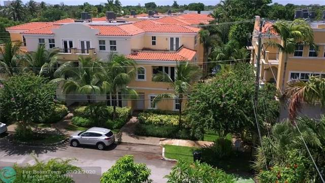 1612 NE 9TH ST #16, Fort Lauderdale, FL 33304 (MLS #F10238177) :: THE BANNON GROUP at RE/MAX CONSULTANTS REALTY I