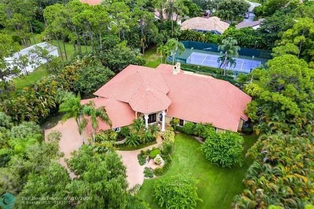 5114 Godfrey Rd, Parkland, FL 33067 (MLS #F10238188) :: Berkshire Hathaway HomeServices EWM Realty