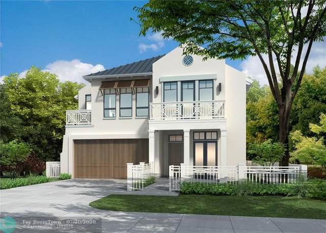 851 SE 11th Ct, Fort Lauderdale, FL 33316 (MLS #F10238224) :: The Howland Group