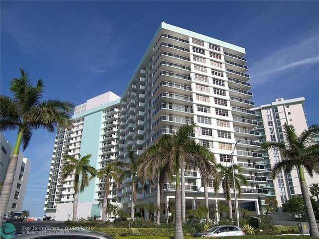 3725 S Ocean Dr #1207, Hollywood, FL 33019 (#F10238370) :: Ryan Jennings Group