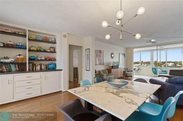 401 N Riverside Dr #507, Pompano Beach, FL 33062 (MLS #F10238540) :: Berkshire Hathaway HomeServices EWM Realty