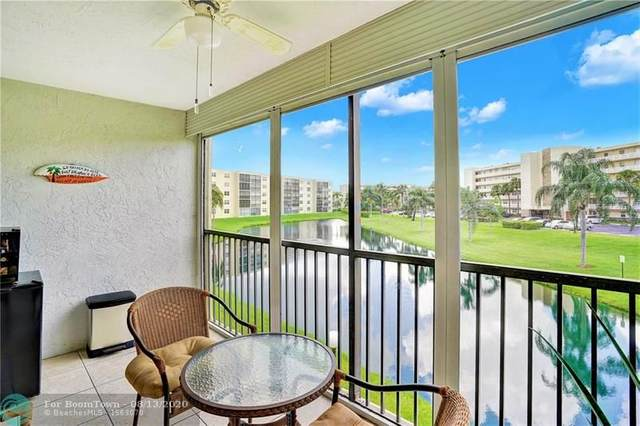 170 SE 5th Ave #205, Dania Beach, FL 33004 (MLS #F10238575) :: Berkshire Hathaway HomeServices EWM Realty