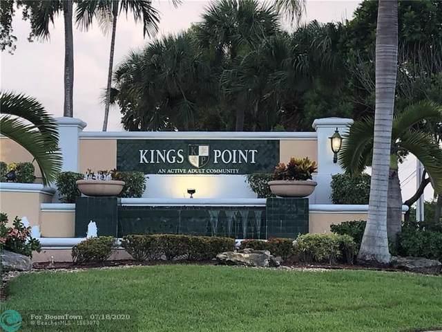 10456 E Clairmont Cir #309, Tamarac, FL 33321 (MLS #F10238640) :: Berkshire Hathaway HomeServices EWM Realty