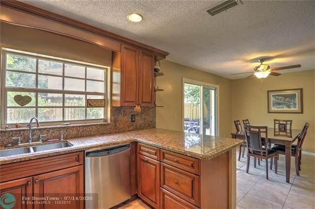 9881 NW 5th Ct, Plantation, FL 33324 (MLS #F10238707) :: Berkshire Hathaway HomeServices EWM Realty