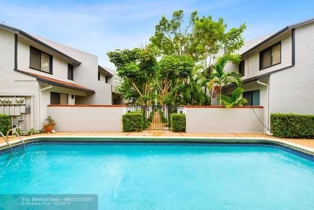 821 SE 12th Ct #7, Fort Lauderdale, FL 33316 (#F10238775) :: Ryan Jennings Group