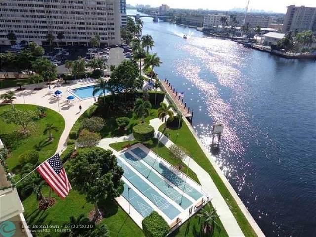 3200 NE 36th St #202, Fort Lauderdale, FL 33308 (#F10239042) :: Ryan Jennings Group