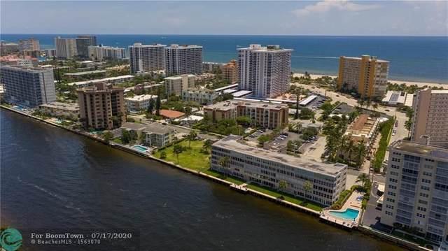 401 N Riverside Dr #402, Pompano Beach, FL 33062 (MLS #F10239047) :: Berkshire Hathaway HomeServices EWM Realty
