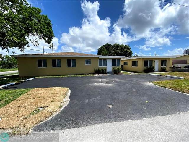 341 S 24th Ave, Hollywood, FL 33020 (MLS #F10239346) :: Lucido Global