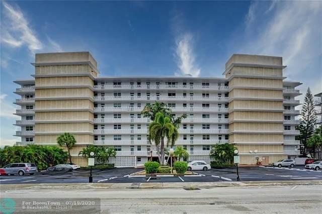 410 Golden Isles Dr #208, Hallandale, FL 33009 (MLS #F10239668) :: Berkshire Hathaway HomeServices EWM Realty