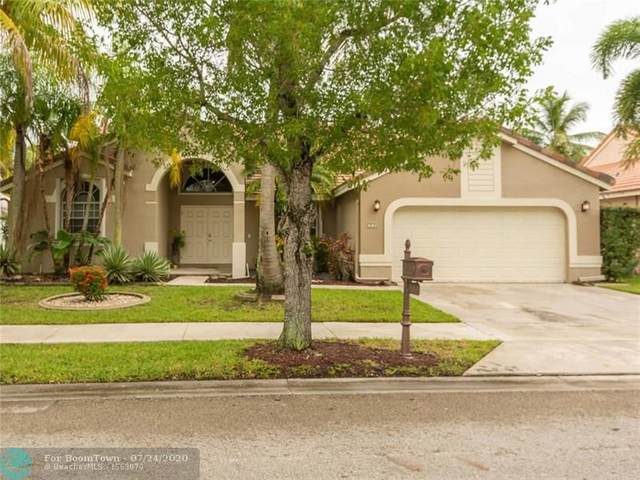 710 Lake Blvd, Weston, FL 33326 (MLS #F10240030) :: Berkshire Hathaway HomeServices EWM Realty
