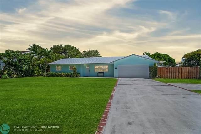3121 Lowson Blvd, Delray Beach, FL 33445 (MLS #F10240052) :: Berkshire Hathaway HomeServices EWM Realty