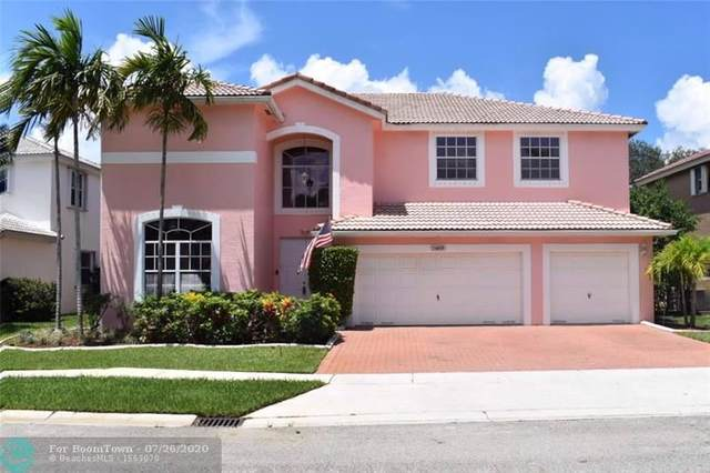 16659 SW 6th St, Pembroke Pines, FL 33027 (#F10240159) :: Posh Properties