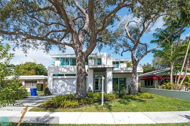 815 SE 9th St, Fort Lauderdale, FL 33316 (MLS #F10240291) :: The Howland Group