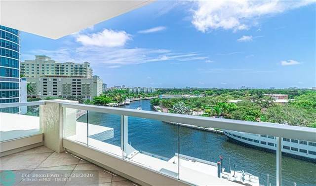 411 N New River Dr E #704, Fort Lauderdale, FL 33301 (MLS #F10240884) :: Green Realty Properties