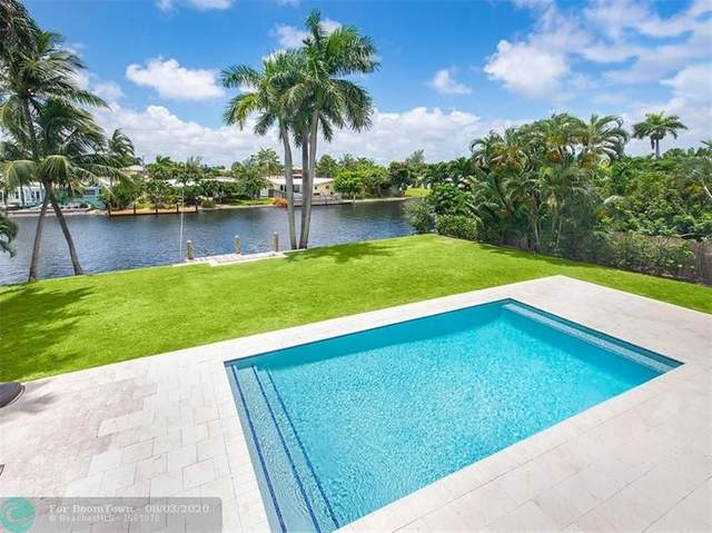 2525 Middle River Dr, Fort Lauderdale, FL 33305 (MLS #F10241230) :: Berkshire Hathaway HomeServices EWM Realty