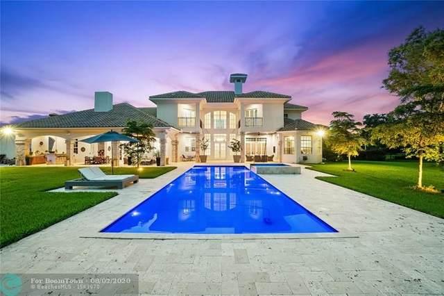 13304 SW 37 Place, Davie, FL 33330 (MLS #F10241451) :: Green Realty Properties