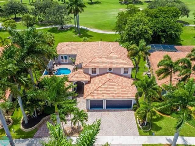 2453 Eagle Run Dr, Weston, FL 33327 (MLS #F10241728) :: Green Realty Properties