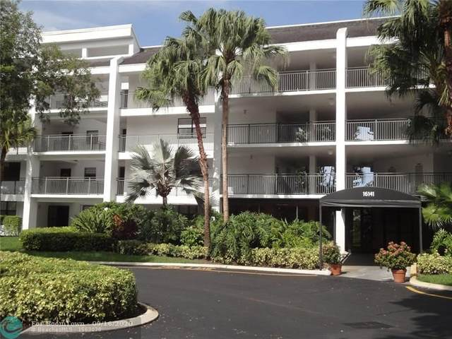 16141 Blatt Blvd #406, Weston, FL 33326 (MLS #F10242085) :: Berkshire Hathaway HomeServices EWM Realty