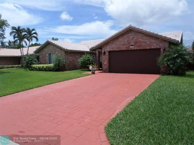 654 NW 111th Ter, Coral Springs, FL 33071 (MLS #F10242094) :: Berkshire Hathaway HomeServices EWM Realty