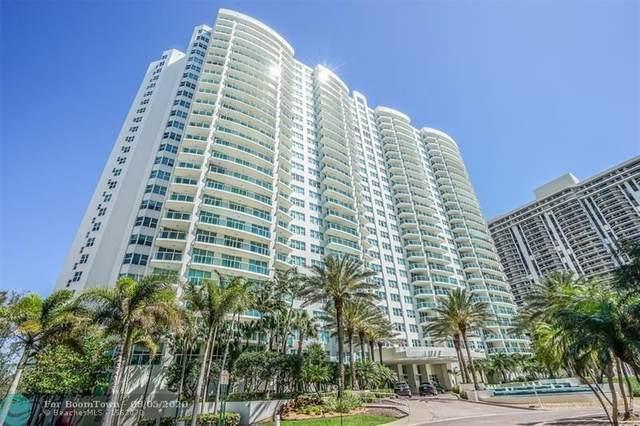 20201 E Country Club Dr #605, Aventura, FL 33180 (MLS #F10242345) :: Castelli Real Estate Services