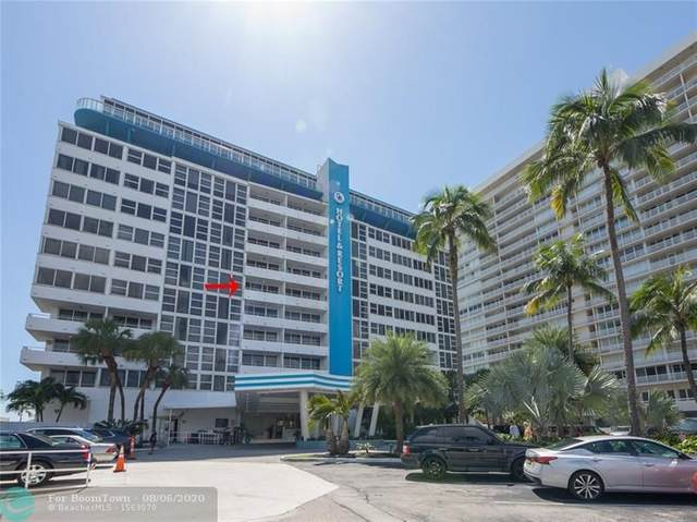 4040 Galt Ocean Dr #507, Fort Lauderdale, FL 33308 (MLS #F10242366) :: Berkshire Hathaway HomeServices EWM Realty