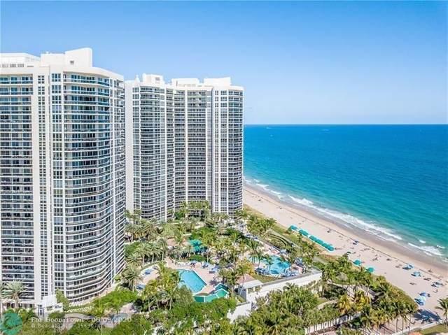 3200 N Ocean Blvd #604, Fort Lauderdale, FL 33308 (MLS #F10242734) :: Castelli Real Estate Services