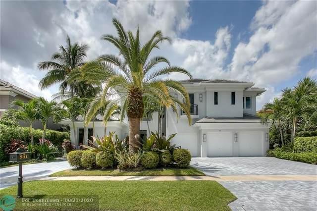 511 Coconut Palm Ter, Plantation, FL 33324 (MLS #F10242764) :: Laurie Finkelstein Reader Team
