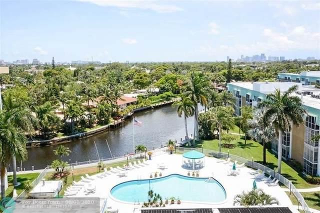 3020 NE 16th Ave #103, Oakland Park, FL 33334 (MLS #F10242983) :: Berkshire Hathaway HomeServices EWM Realty