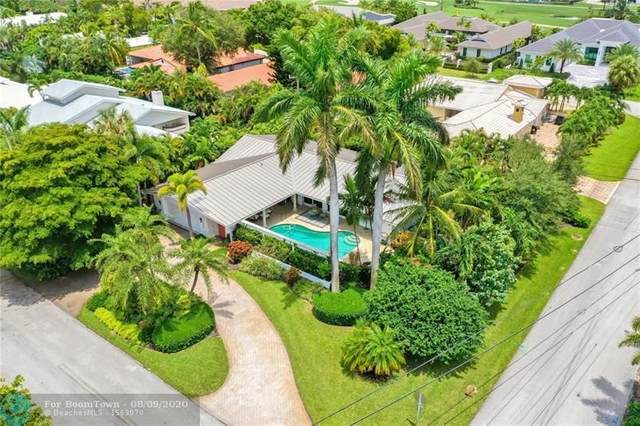2509 NE 37th St, Fort Lauderdale, FL 33308 (MLS #F10243146) :: The Howland Group
