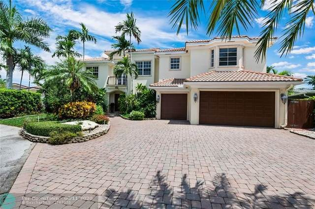 1501 SE 12th Ct, Fort Lauderdale, FL 33316 (MLS #F10243184) :: Berkshire Hathaway HomeServices EWM Realty