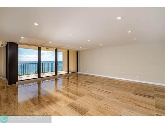 1905 N Ocean Blvd 8B, Fort Lauderdale, FL 33305 (MLS #F10243259) :: Castelli Real Estate Services