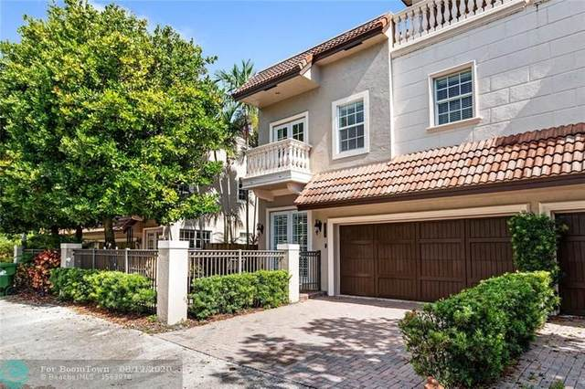 2614 NE 14th St, Fort Lauderdale, FL 33304 (#F10243280) :: The Rizzuto Woodman Team