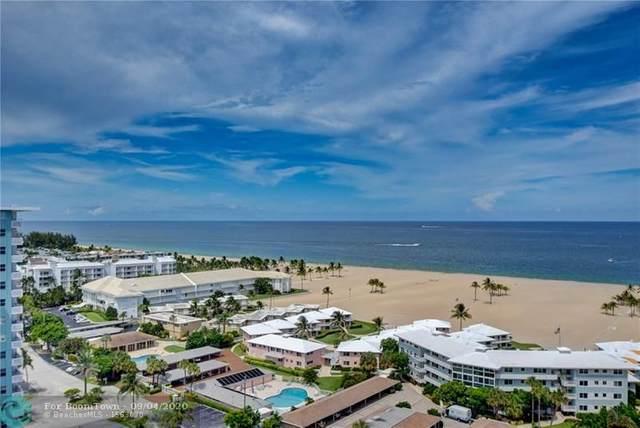 1920 S Ocean Dr #1704, Fort Lauderdale, FL 33316 (MLS #F10243540) :: Berkshire Hathaway HomeServices EWM Realty