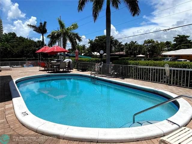 2400 NE 33 Avenue #210, Fort Lauderdale, FL 33305 (MLS #F10243740) :: Castelli Real Estate Services