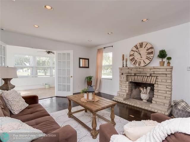301 SW 17th St, Fort Lauderdale, FL 33315 (MLS #F10243754) :: Berkshire Hathaway HomeServices EWM Realty