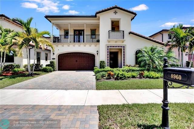 8960 Watercrest Circle W, Parkland, FL 33076 (MLS #F10243776) :: United Realty Group