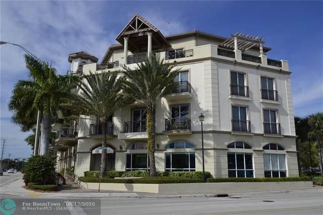 1201 NE 26th St #112, Wilton Manors, FL 33305 (MLS #F10244475) :: Berkshire Hathaway HomeServices EWM Realty
